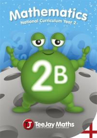 Jacket Image For: TeeJay Mathematics National Curriculum Year 2 (2B) Second Edition