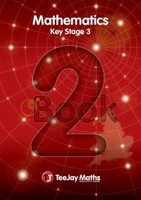 Jacket Image For: Mathematics. Book 2 Key stage 3