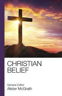 Jacket image for Christian Belief