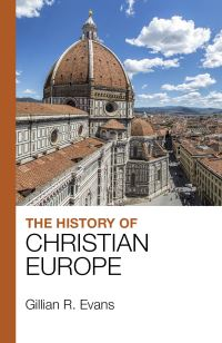 Jacket image for The History of Christian Europe