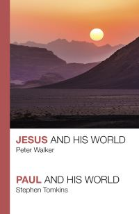 Jacket image for Jesus and His World - Paul and His World