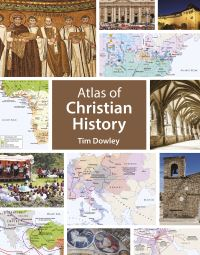 Jacket image for Atlas of Christian History