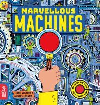 Jacket Image For: Marvellous machines