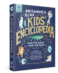 Jacket Image For: Britannica All New Kids' Encyclopedia