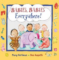 Jacket Image For: Babies, babies everywhere!