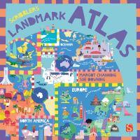 Jacket Image For: Scribblers' landmark atlas