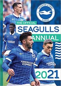 Jacket Image For: The Official Brighton & Hove Albion Annual 2021