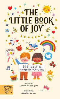 Jacket Image For: The little book of joy