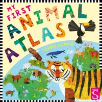 Jacket Image For: My first animal atlas