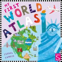Jacket Image For: My first world atlas