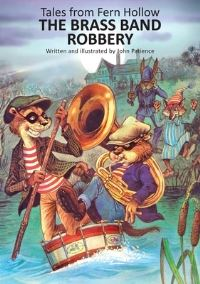 Jacket Image For: The Brass Band Robbery
