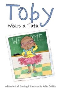 Jacket Image For: Toby Wears a Tutu
