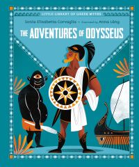 Jacket Image For: The adventures of Odysseus
