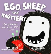 Jacket Image For: Ego, Sheep, and Knittery