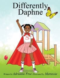 Jacket Image For: Differently Daphne
