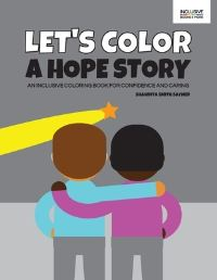 Jacket Image For: Let's Color a Hope Story