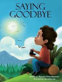 Jacket Image For: Saying Goodbye