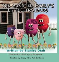 Jacket Image For: Monster Family's Little Troubles