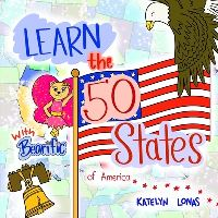 Jacket Image For: Learn the 50 States of America with Bearific(R)