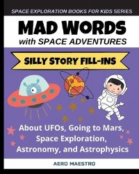 Jacket Image For: Mad Words with Space Adventures