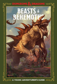 Jacket Image For: Beasts & behemoths