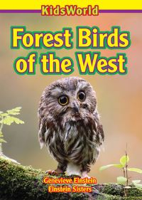 Jacket Image For: Forest Birds of the West