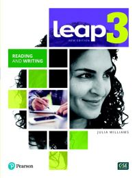 Jacket Image For: LEAP 3 - Reading and Writing Book + eText + My eLab STUDENT