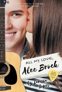 Jacket Image For: All My Love, Alec Brock
