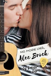 Jacket Image For: No More Lies, Alec Brock