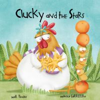 Jacket Image For: Clucky and the Stars