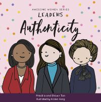 Jacket Image For: Awesome Women Series: Leaders