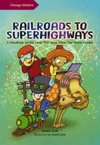 Jacket Image For: Railroads to Superhighways