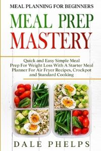 Jacket Image For: Meal Planning For Beginners