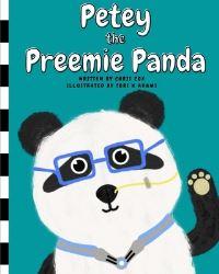Jacket Image For: Petey the Preemie Panda