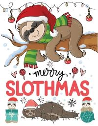 Jacket Image For: Merry Slothmas