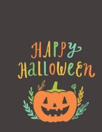 Jacket Image For: Happy halloween