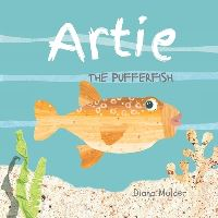Jacket Image For: Artie the Pufferfish