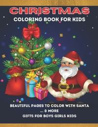 Jacket Image For: Christmas Coloring Book for Kids