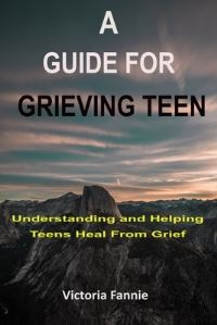 Jacket Image For: A Guide for Grieving Teen
