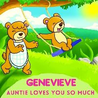 Jacket Image For: Genevieve Auntie Loves You So Much