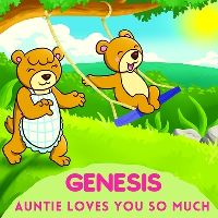 Jacket Image For: Genesis Auntie Loves You So Much