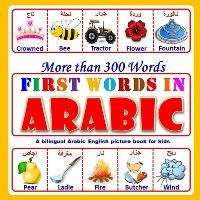 Jacket Image For: First Words In Arabic