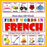 Jacket Image For: First Words In French