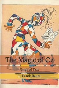Jacket Image For: The Magic of Oz