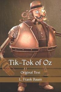 Jacket Image For: Tik-Tok of Oz