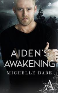 Jacket Image For: Aiden's Awakening