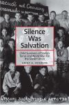 """Silence Was Salvation"" by Cathy A. Frierson (author)"