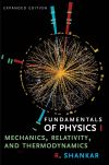 """Fundamentals of Physics I"" by R. Shankar (author)"