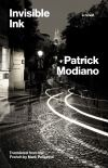 """Invisible Ink"" by Patrick Modiano (author)"