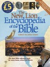 Jacket Image For: The New Lion Encyclopedia of the Bible